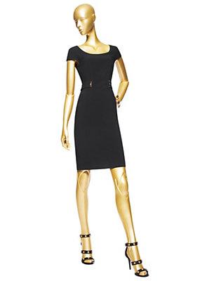 Versace Kadın Balerin Çivili Elbise