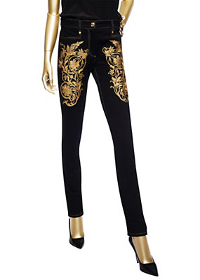 Beautiful Home Gt Versace Clothing Gt Women Gt Trousers Gt Versace Women Color