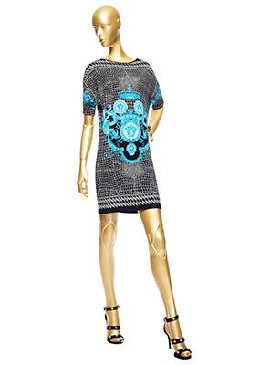Versace Kadınlar Vintage Timsah Tunik