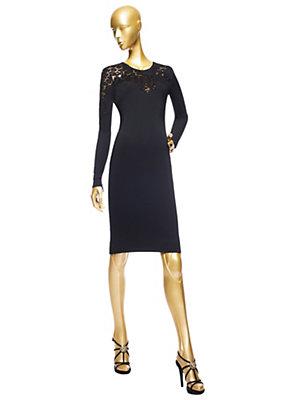 Versace Bayan Uzun Kollu Kokteyl Elbise