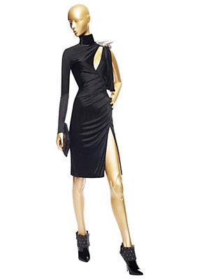 Versace Kadınlar süslenmiş Kokteyl Elbise