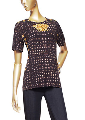 Versace t shirts for women us online store for Versace t shirts women