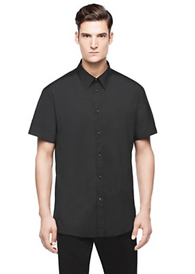 Versace Men Men Modern Straight Cut Top