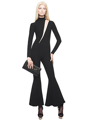 Versace Women Cut-Out All-in-one