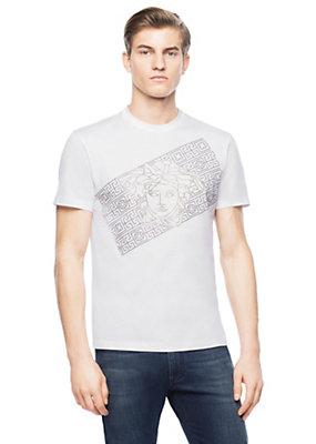 Versace Men Medusa Emoji t-shirt