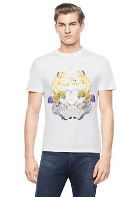 Versace Men Painted Medusa t-shirt