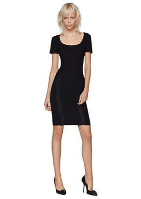 Versace Women Stretch Jersey Ballerina Dress