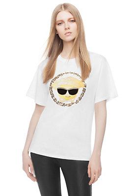 Versace Femme T-shirt Medusa Shades