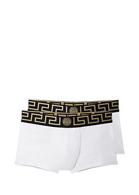 Versace Men Boxer Brief Bi-Pack