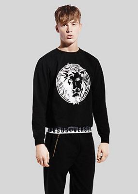 Versus Versace Men Lion head sweatshirt