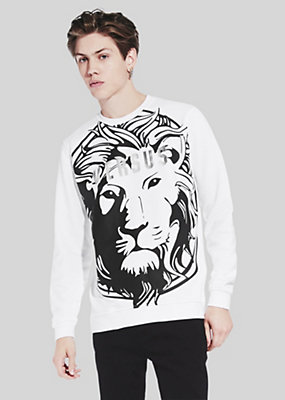 Versace LION HEAD SWEATSHIRT