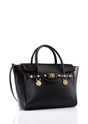 Versace Women Large Signature Handbag