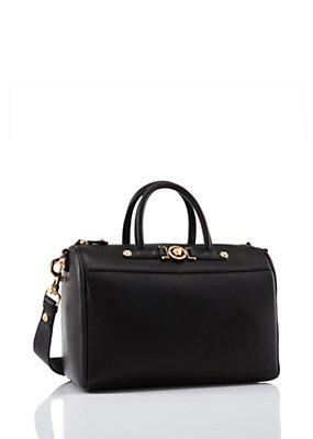 "Versace Women ""Signature"" Medium Duffle Bag"