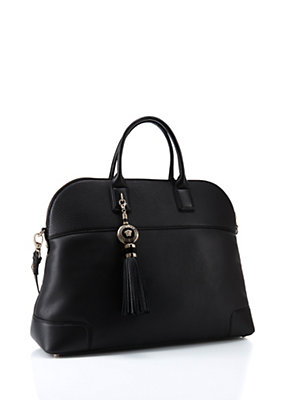 "Versace Women ""Vanitas"" Soft Athena Leather Bag"