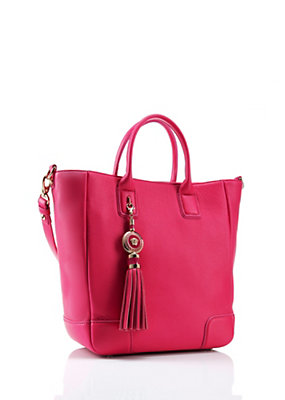 "Versace Women ""Vanitas"" Soft Medium Tote"