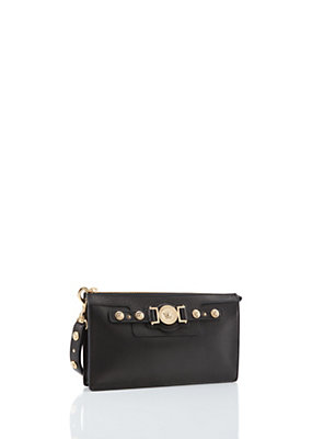"Versace Women ""Signature"" Icon Wristlet Clutch"