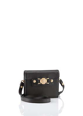 "Versace Women Deer Mini Messenger ""Signature""Icon"