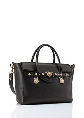 "Versace Women Deer ""Signature"" Icon Large Tote"