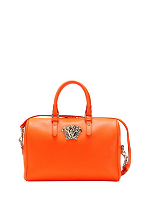 Versace Women Palazzo Shoulder Duffle Bag