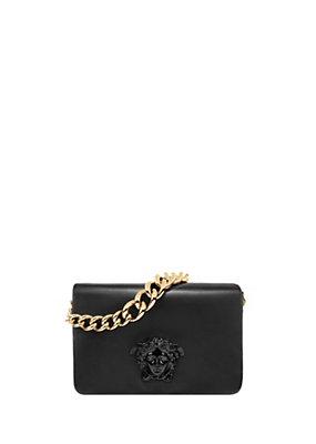 Versace Women Medusa Palazzo shoulder bag