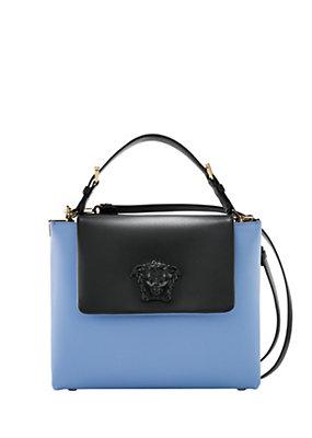 Versace Women Palazzo Leather Bag