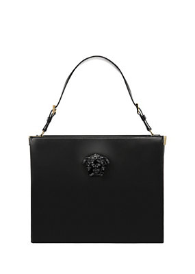 Versace Women Palazzo Square Shoulder Bag