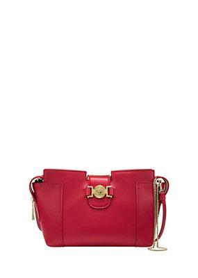 Versace Women Signature Lambskin Handbag