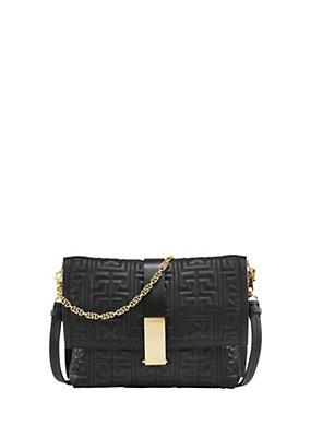 Versace Women #GREEK nappa leather shoulder bag