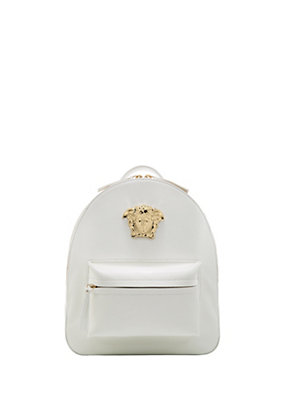 Versace Women Medusa Palazzo leather backpack