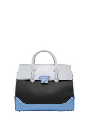 Versace Women Palazzo Empire Leather Bag