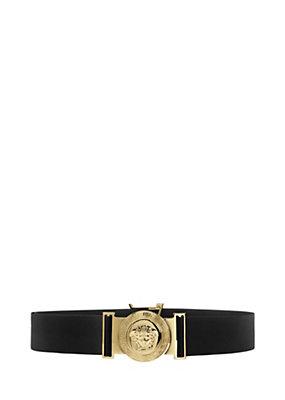 Versace Women Medusa Head Utility Belt