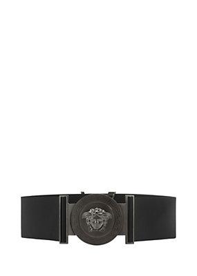 Versace Women Medusa Head Utility Waist Belt