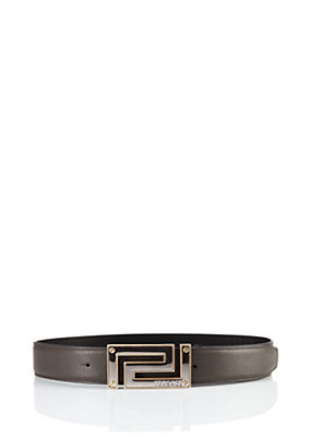 Versace Men Men's Greca Belt