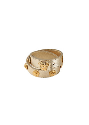 Versace Women Medusa Studded Bracelet