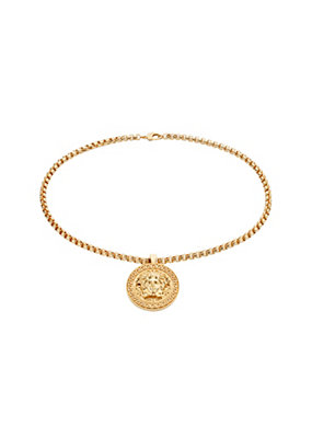 Versace Men Medusa Necklace