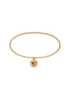 Versace Men Single Medusa Necklace