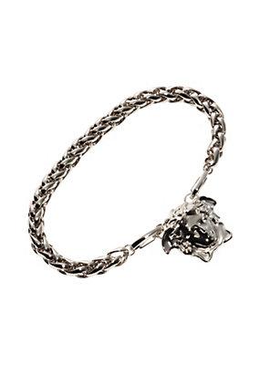 Versace Women Strong Wrap Medusa Necklace