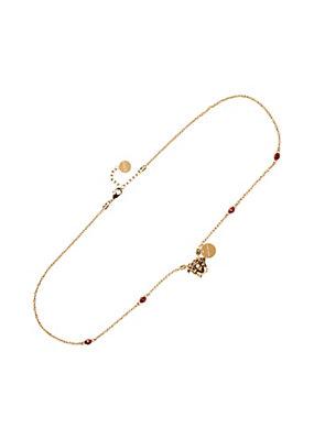 Versace Women Medusa Head beaded necklace