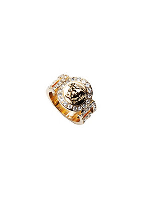 Versace Women Icon Medusa Ring