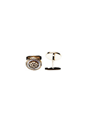Versace Men Medusa Cuff Links