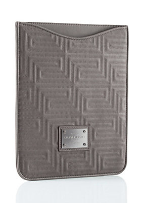 "Versace Men Leather ""Couture"" iPad Case"