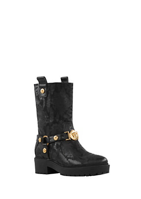 Versace Women Signature Camperos Boot