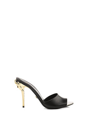 Versace Women Medusa Heel Open-toe Sandal