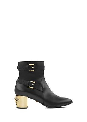 Versace Women Palazzo buckled boots