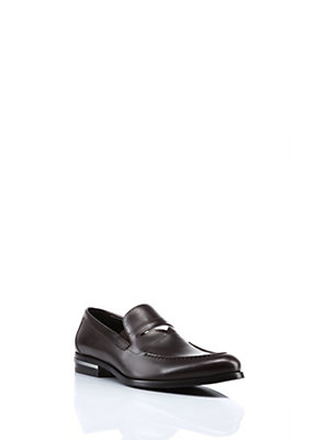 Versace Uomo Loafer in vitello
