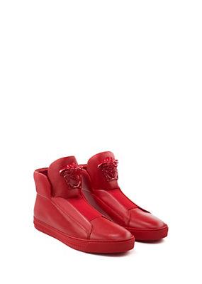 Versace Uomo Sneakers alte Palazzo in nappa