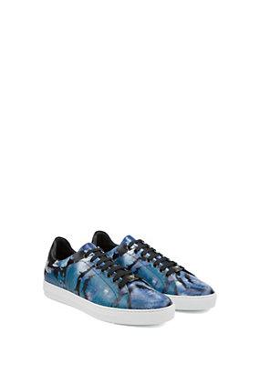 Versace Uomo Sneakers alte Watercolor Barocco