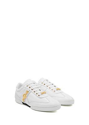 Versace Uomo Sneaker Signature in pelle