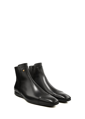 Versace Men Men Square Toe City Boot