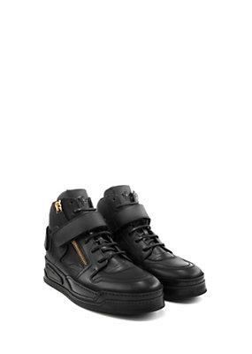 Versace Men Men Lace-up high-top sneakers